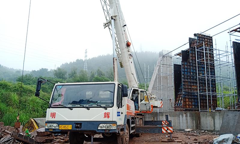 巴达铁路工程建设