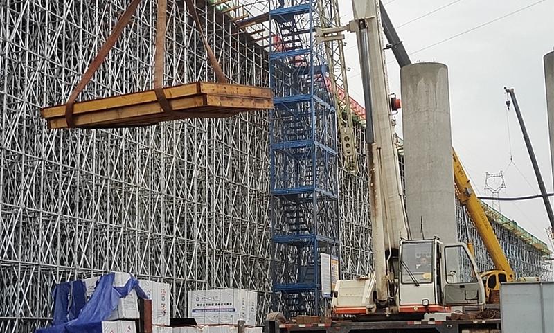 达州机场大道工程建设