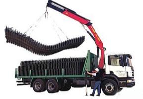 搬运大型设备应注意的细节