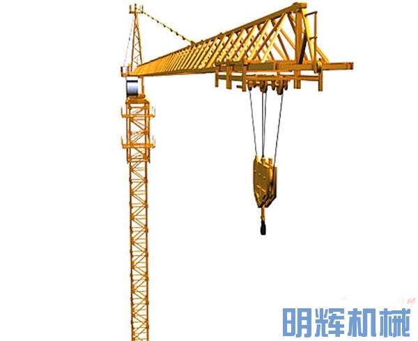 中联重科L500A-32动臂塔式起重机